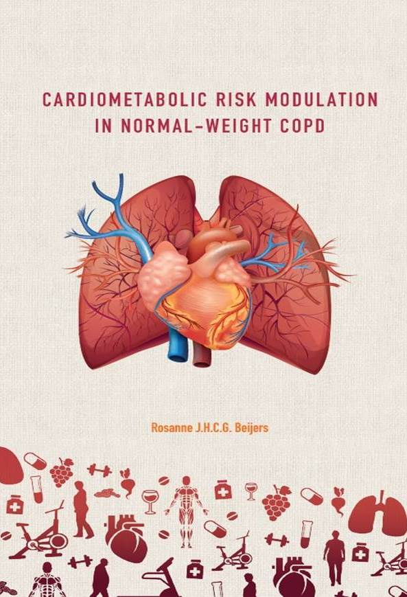 Beijers - Cardiometabolic risk modulation in normal weight COPD