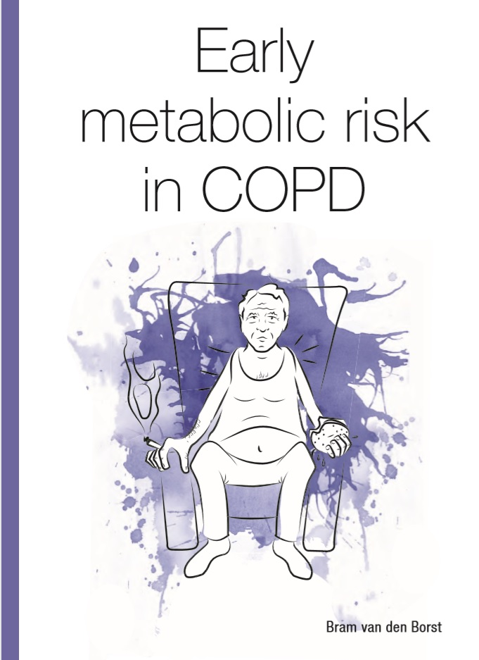 Borst van den - Early metabolic risk in COPD