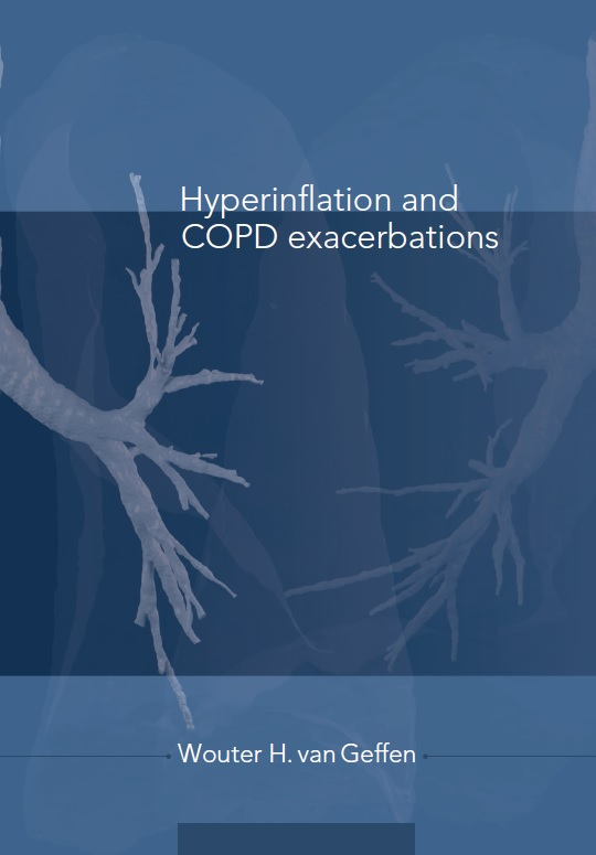 Geffen - Hyperinflation and COPD exacerbations