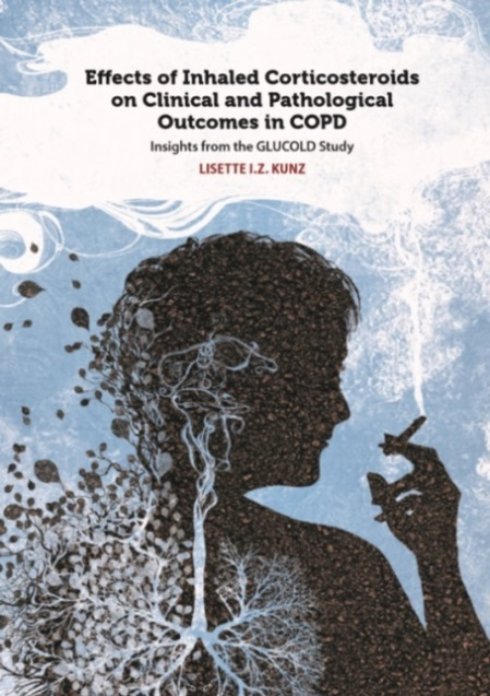 Kunz - Effects of inhaled cortiscosteroids on clinical and pathological outcomes in COPD