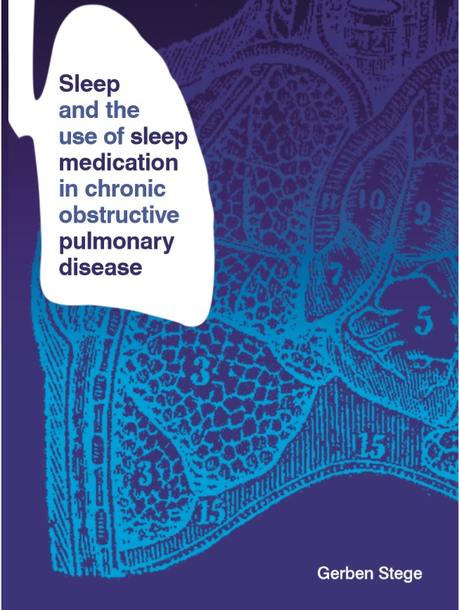 Stege - Sleep and the use of sleep medication in COPD