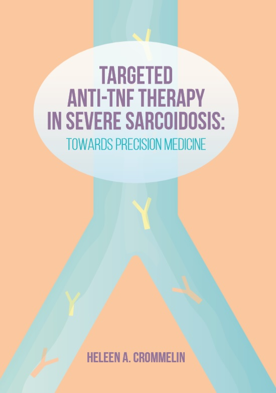 Crommelin - Targeted anti-tnf therapy in severe sarcoidosis