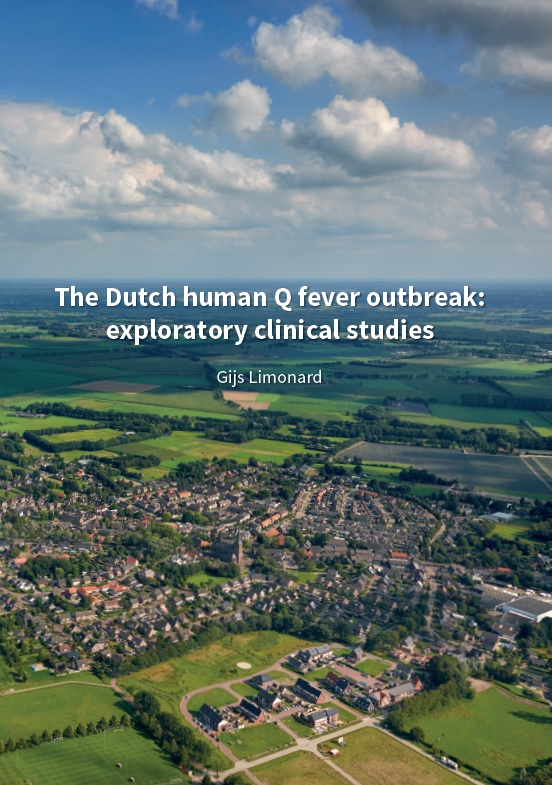 Limonard - The Dutch human Q fever outbreak   exploratory clinical studies