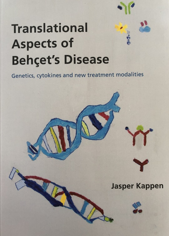 Kappen - Translational Aspects of Behçet's Disease