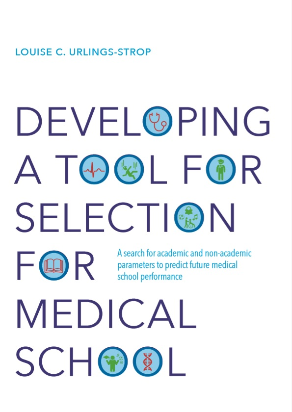 Urlings-Strop - Developing a tool for selection for medical school