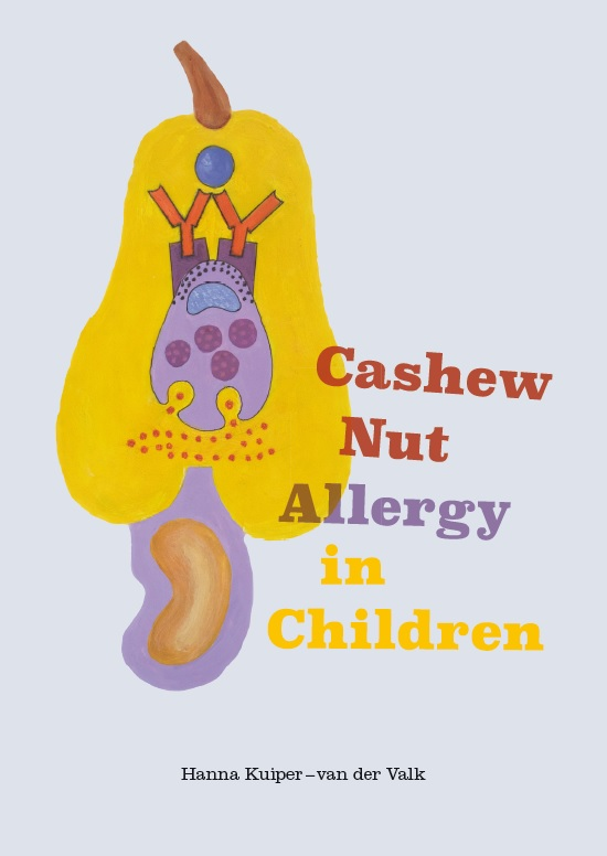 Valk van der - Cashew nut allergie in children