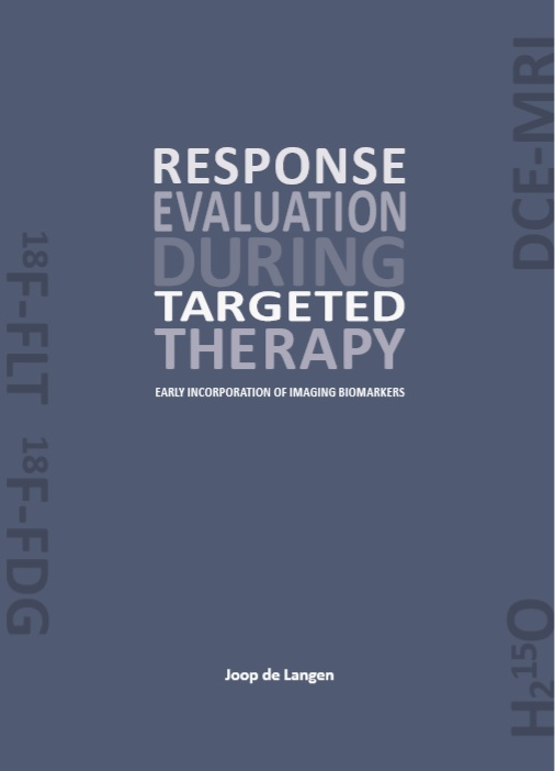 Langen de - Response evaluation during targeted therapy