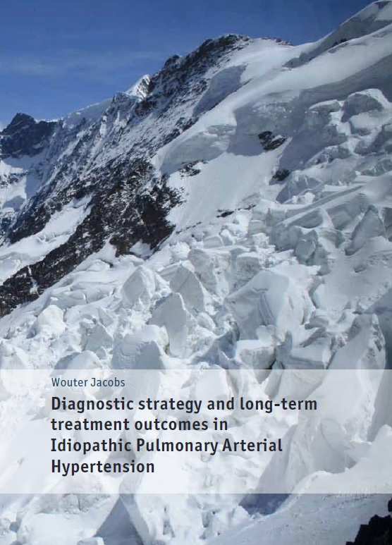 Jacobs - Diagnostic strategy and long-term treatment outcoms in IPAH